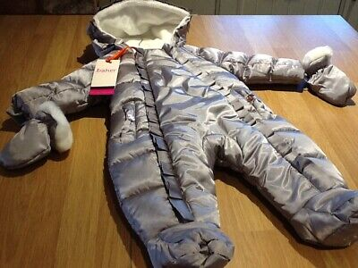 TED BAKER BABY GIRL 3-6 Months Snowsuit Brand New With Tag GORGEOUS