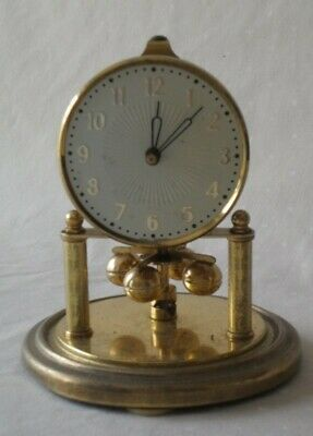 S Haller torsion clock. Spares or repair.