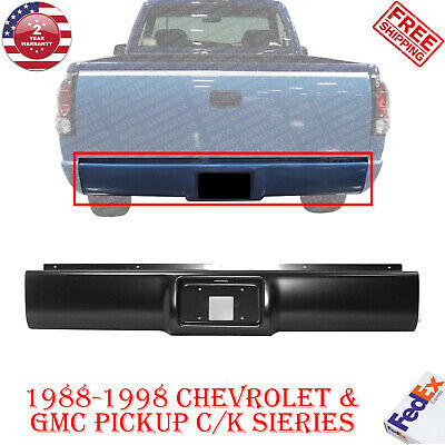 New Replacement for OE N-Dure New Roll Pan Rear fits Chevy Styleside fits Chevrolet K1500 Truck K2500 C3500 C2500