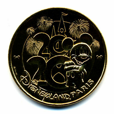 77 DISNEY 2020, 2019, Monnaie de Paris