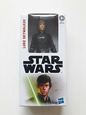 Star Wars ...Luke Skywalker ... Brand New In Box  ... Rotj Outfit With Saber