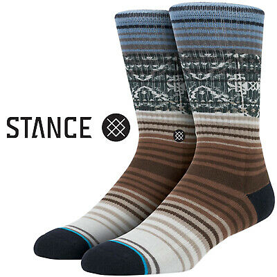 Stance Mens Athletic Socks Size L/Xl (9-13)