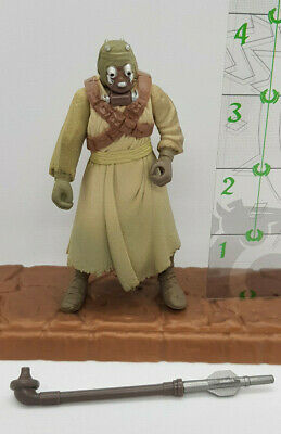 Tusken Raider with Gaderffi stick Star Wars action figure MINT out of box Kenner