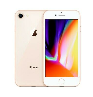 Sprint or BOOST - Apple iPhone 8 (A1863) - 64GB Color Options