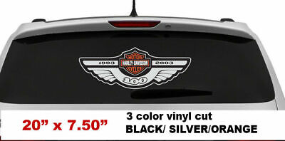 FIVE 5 - Windshield Sunscreen Decal Silver Blades on Black Chroma Sunscreenz