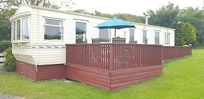 Last Minute Static Caravan Hire  in Anglesey North Wales - Pet Friendly