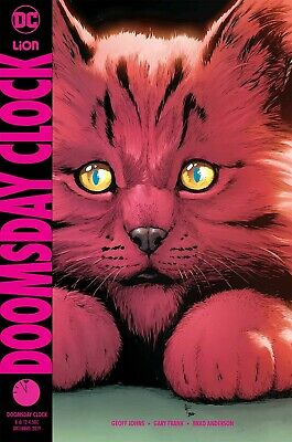Doomsday Clock N°8 - Dc Multiverse - Rw Lion - Italian New #Mycomics