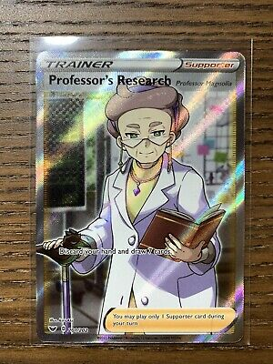 DIGITAL Professor/'s Research Full Art Pokemon tcg ONLINE