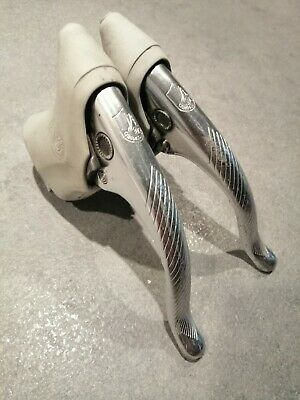 REDUCED leve Campagnolo CHORUS C Record levers nuove w/hoods Colnago pre owned