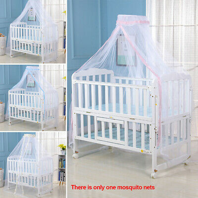 Fly Insect Protection Dome Mosquito Net Summer Baby Bedding Safe Mesh Infant