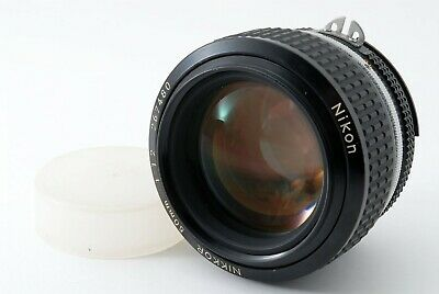 Exc+++++ Nikon Nikkor Ai-s 50mm f1.2 MF AIS Lens from Japan tested from Japan