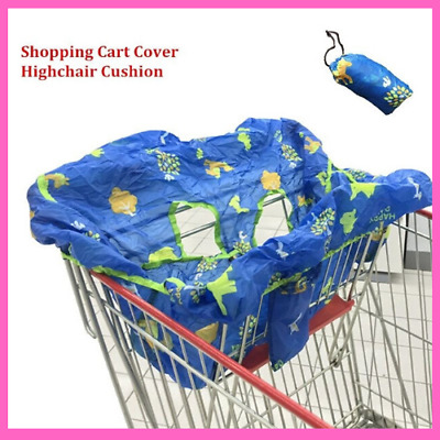 Shopping Cart Cover Double High Chair Cover For Toddler Dinosaurs Cheaper Design