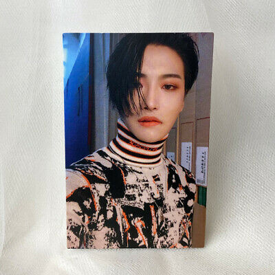 ATEEZ Seonghwa Official Photocard TREASURE EP.FIN All To Action A Photo Card