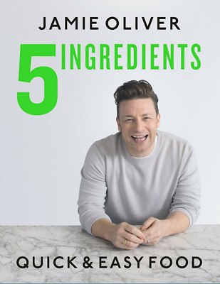 5 Ingredients Quick & Easy Food by Jamie Oliver (2019, Digital)