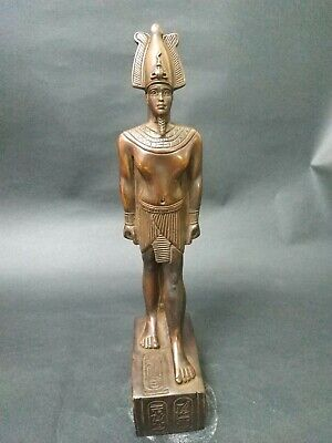 Rare Antique Ancient Egyptian Statue King RAMSES   Figurine God