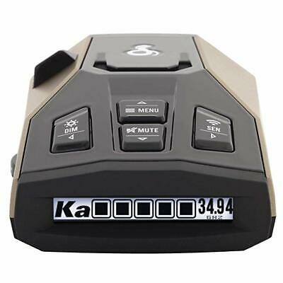 Cobra RAD450 Radar And Laser Detector
