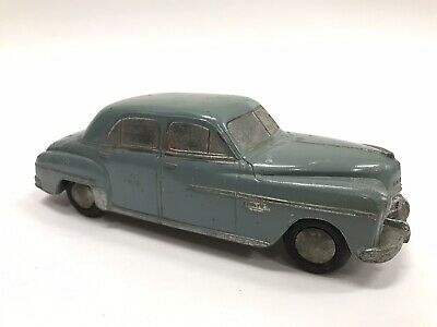 Vtg 1950 Dodge Coronet Metal Promo Car Banthrico Bank Promotional Chicago