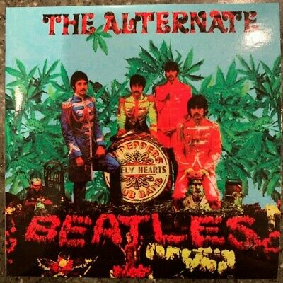THE BEATLES 2cd The Alternate Sgt Pepper's Lonely Hearts Club Band 2 MINI LP CDs