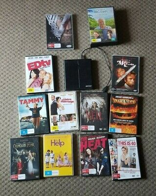 Dvds and External CD drive