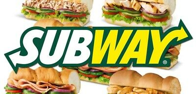 Subway 500+ Points Account