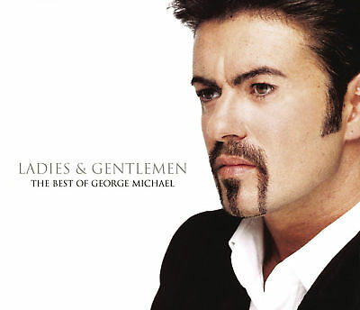 Ladies & Gentlemen The Best of George Michael ( 2 CD 1998) Fax Box CD Case