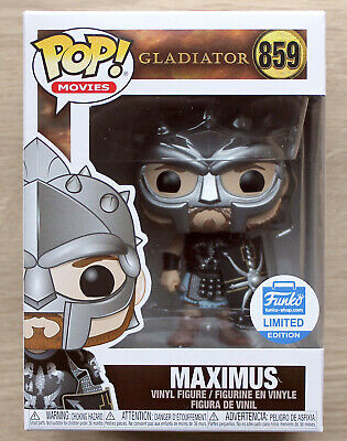 Funko Pop Gladiator Maximus With Helmet Funko Shop + Free Protector