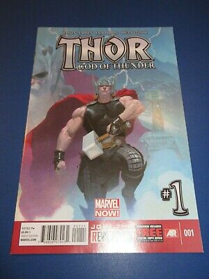 Thor God of Thunder #1 NM Gem Wow