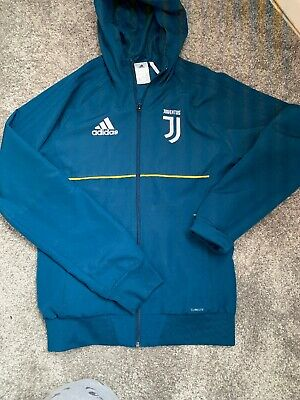 Juventus Climalite training top size mens XS fitted my son age 12