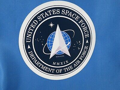 WHOLESALE LOT OF 10 SPACE FORCE MILITARY AIR TRUMP $ 2020 STICKERS Astronaut