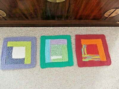 Hotpad -  Art Deco Protection for Glass Tops & Counters - Lime Green Red -Choice