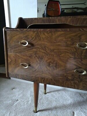1960s G Plan Style Retro Vintage Dressing Table