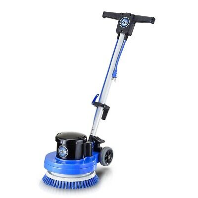 Heavy Duty Floor/ Polisher/Buffer/Scubber/Waxer-Hard Floor Cleaner- Blue
