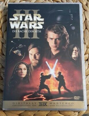DVD Star Wars: Episode III - Die Rache der Sith (2005)