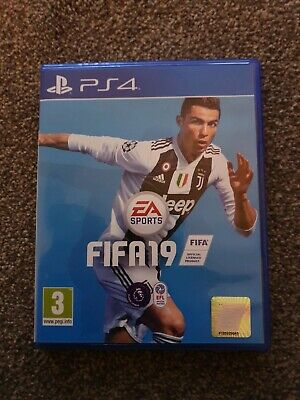 PS4 Fifa19 Game