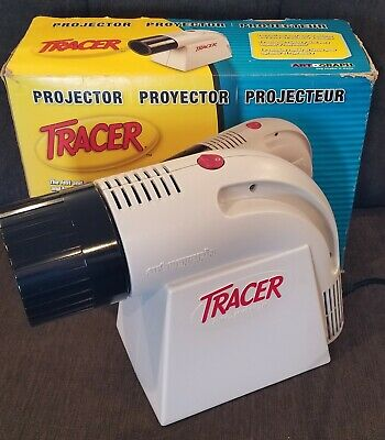 Artograph Tracer Projector Model #225-360~Tested~Original Box~Instructions