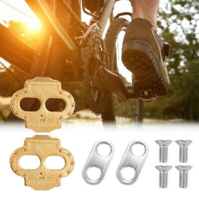 ANRANCEE Premium Cleats Crank Brothers Eggbeater Candy Smarty Acid Mallet Pedals