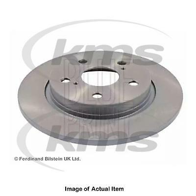 2x New Genuine BLUE PRINT Brake Disc ADT343266 Top Quality 3yrs No Quibble Warra