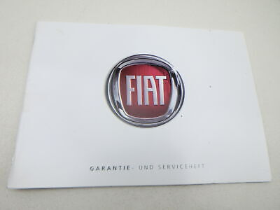 servicebook pour Fiat Tipo II 356 Lounge 15-19 15TKM!!