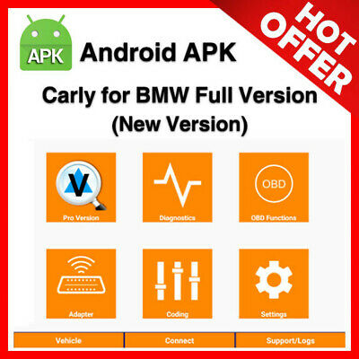 éCarly for BMW Pro ✅ - Android App ✅ - LifeTime Subscription ✅ - Fast Dilevery