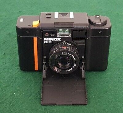 MINOX 35ML 35 mm Compact Film Camera Not Working for Parts