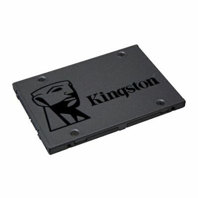 "NEW! Kingston 120Gb Ssdnow A400 Ssd Drive 2.5"" Sata3 R/W 500/320 Mb/S 7Mm"