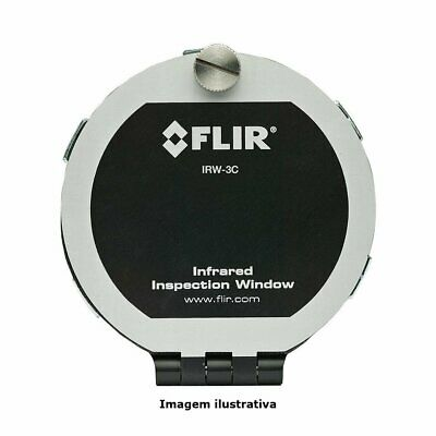 NEW! Flir 19251-100 IRW InfraRed Window 3""