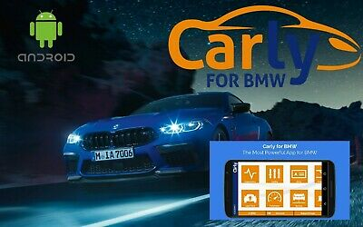 Carly for BMW Pro | Latest 2020 Full Version | OBD Bluetooth | INSTANT DISPATCH
