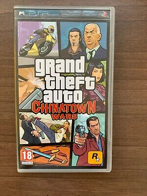 Grand Theft Auto Chinatown Wars Psp   Rockstar Gta