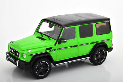"1:18 2015 iscale 1180037 Mercedes-benz g63 AMG /""Crazy colors/"" nuevo"