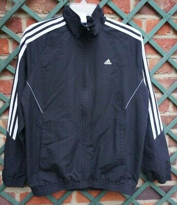 Kids' Boys' Girls' Vintage Adidas Tracksuit Top Ages 13-14 Sports Jacket