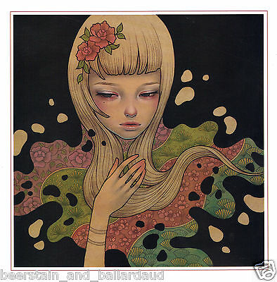 Audrey Kawasaki Posessed unframed magazine page = Frame it any way you want!