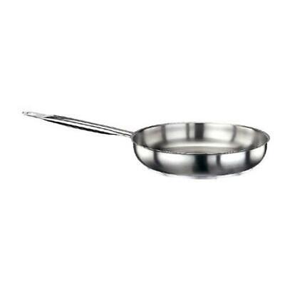 World Cuisine - 11014-28 - Series 1000 11 in Stainless Steel Fry Pan