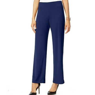 ALFANI NEW Women's Wide-leg Pull On Palazzo Pants TEDO