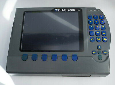 Peugeot Diag 2000 Main Dealer Professional Diagnostic Tool / Snap on  Deal